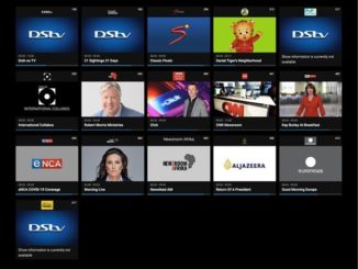 Watch DSTV for free